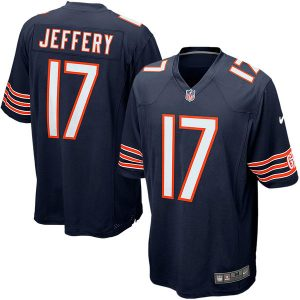 Alshon Jeffery Chicago Bears Nike Game Jersey