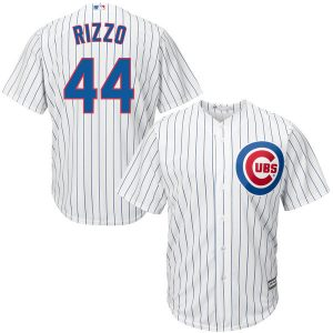 Anthony Rizzo Chicago Cubs Majestic Cool Base Player Jersey 965675244
