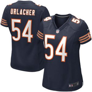 Brian Urlacher Chicago Bears Nike Women's Game Jersey