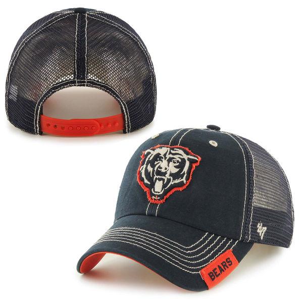 5dfa21cc9 Chicago Bears '47 Brand Turner Clean Up Adjustable Hat – Chicago ...