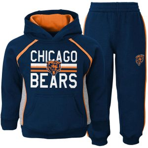 Chicago Bears Toddler Classic Fan Fleece Set