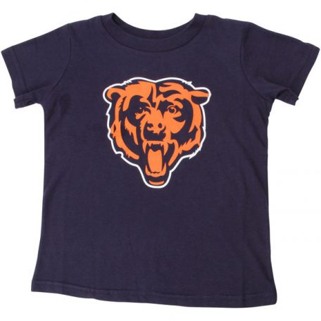 Chicago Bears Toddler Team Logo T-Shirt