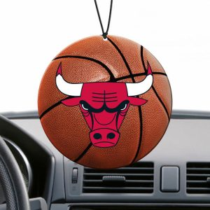 Chicago Bulls 3-Pack Basketball Paper Air Fresheners