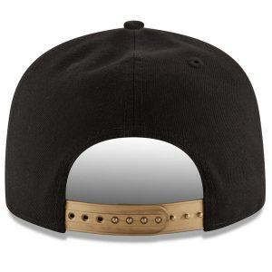 Chicago Bulls New Era Current Logo Star Trim Commemorative Champions Snapback Adjustable Hat
