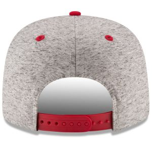 Chicago Bulls New Era Current Logo Team Rogue 9FIFTY Snapback Adjustable Hat