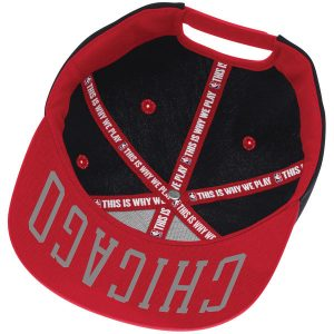 Chicago Bulls adidas 2016 NBA Draft Snapback Hat
