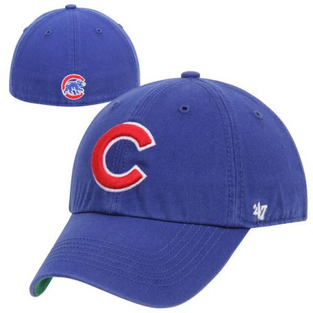 Chicago Cubs '47 Game Franchise Fitted Hat – Royal