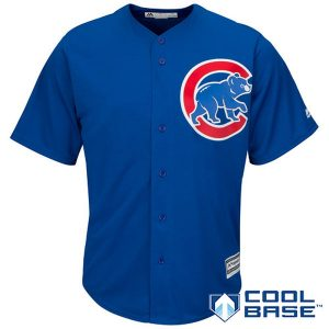 Chicago Cubs Majestic Official Cool Base Jersey