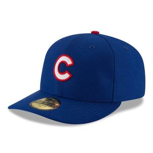 Chicago Cubs New Era Diamond Era Low Profile 59FIFTY Fitted Hat