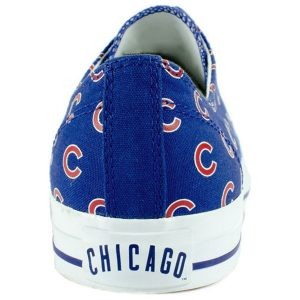 Chicago Cubs Row One Women's Victory Sneakers