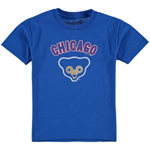 Chicago Cubs Soft as a Grape Youth Cooperstown T-Shirt