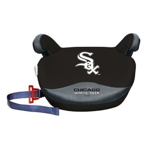 Chicago White Sox Lil Fan Premium Slimline No Back Booster Seat