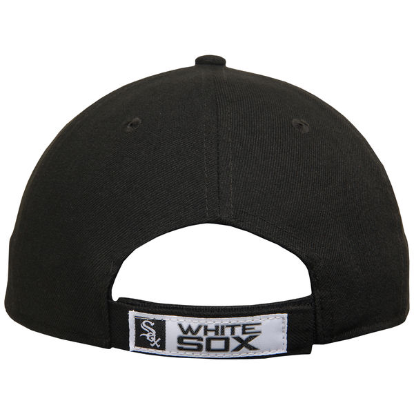 9c5889b8e Chicago White Sox New Era Men's League 9FORTY Adjustable Hat ...