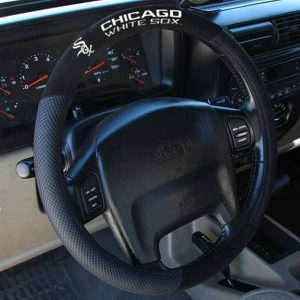 Chicago White Sox Steering Wheel Cover