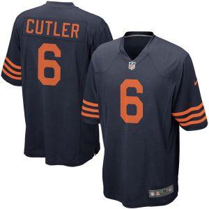 Jay Cutler Chicago Bears Nike Alternate Game Jersey
