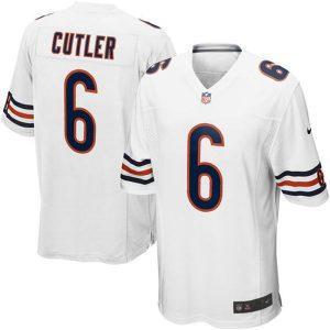 Jay Cutler Chicago Bears Nike Game Jersey