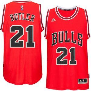 Jimmy Butler Chicago Bulls adidas Player Swingman Jersey