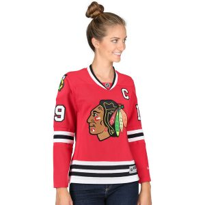 Jonathan Toews Chicago Blackhawks Reebok Women's Home Premier Jersey