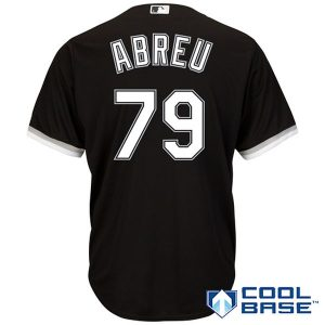 Jose Abreu Chicago White Sox Majestic Cool Base Player Jersey