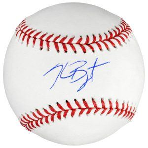 Kris Bryant Chicago Cubs Fanatics Authentic Autographed Baseball