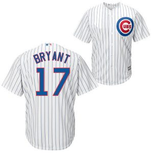 Kris Bryant Chicago Cubs Youth Official Cool Base Player Jersey