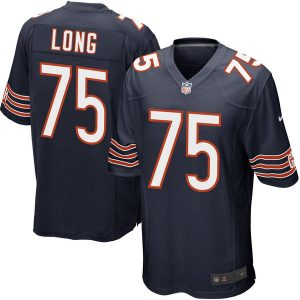 Kyle Long Chicago Bears Youth Nike Team Color Game Jersey