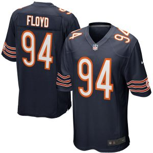 Leonard Floyd Chicago Bears Nike 2016 Draft Pick Game Jersey