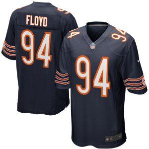 Leonard Floyd Chicago Bears Nike 2016 Draft Pick Game Jersey