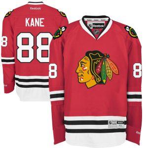 Patrick Kane Chicago Blackhawks Reebok Youth Home Premier Jersey