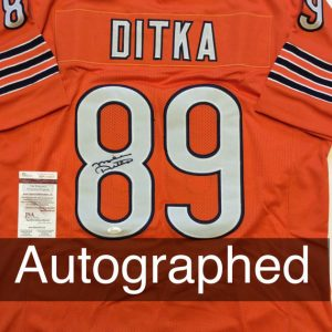 Mike Ditka AUTOGRAPHED Chicago Bears Jersey w/COA