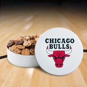 Chicago Bulls 54 Nibblers® Tin