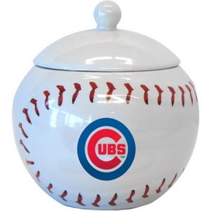 12oz MLB Chicago Cubs Game Time Jar