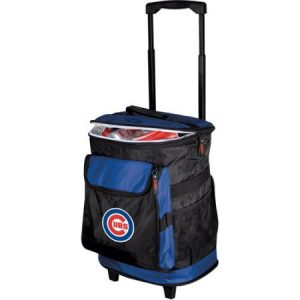 Logo Chair MLB Chicago Cubs 15″ x 16″ Rolling Cooler