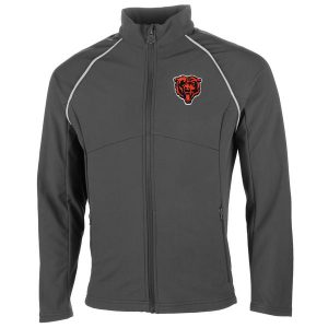 Pro Line Charcoal Soft Shell Jacket