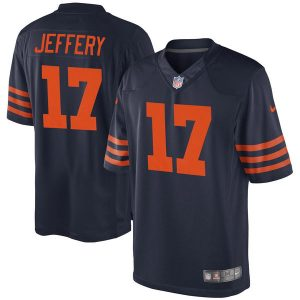 Alshon Jeffery Chicago Bears Nike Alternate Game Jersey