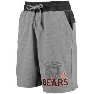 Chicago Bears Concepts Sport Recruit Knit Jam Shorts