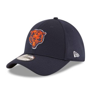 Chicago Bears New Era 2016 Classic Sideline Tech 39THIRTY Flex Hat