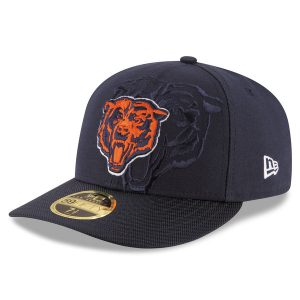Chicago Bears New Era 2016 Sideline Classic Low Profile 59FIFTY Fitted Hat