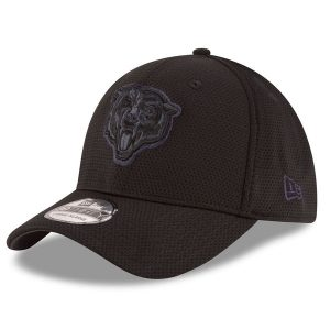 Chicago Bears New Era Tone Tech Redux 39THIRTY Flex Hat