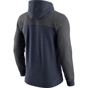 Chicago Bears Nike AV15 Historical Fleece Pullover Hoodie