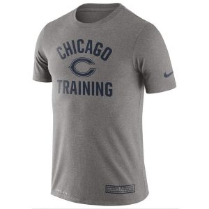Chicago Bears Nike Training Performance T-Shirt