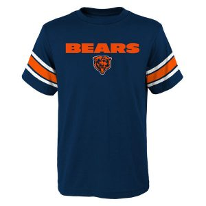 Chicago Bears Youth Loyal Fan Gear T-Shirt