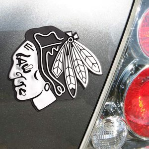 Chicago Blackhawks Auto Emblem