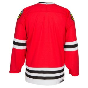 Chicago Blackhawks CCM 2016 Alumni Stadium Series Team Premier Jersey