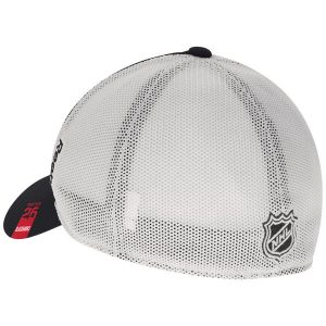 Chicago Blackhawks Reebok Center Ice Team Mesh Back Flex Hat