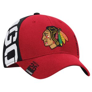 Chicago Blackhawks Reebok Youth 2016 NHL Draft Structured Flex Hat