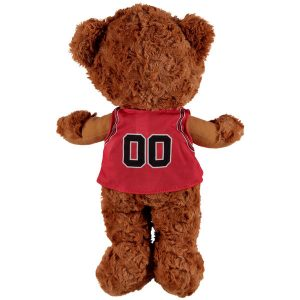 Chicago Bulls 14″ Fuzzy Uniform Bear
