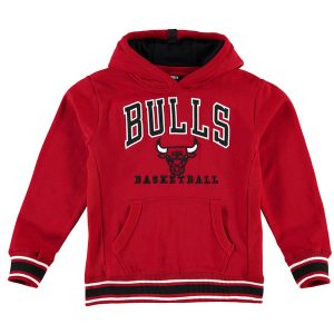 Chicago Bulls UNK Youth Exclusive MVP Pullover Hoodie