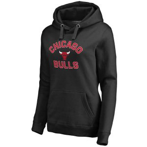 Chicago Bulls Women's Overtime Pullover Hoodie