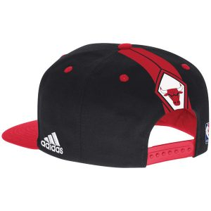 Chicago Bulls adidas Youth 2016 NBA Draft Snapback Hat